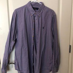 Men's Ralph Lauren long sleeve shirt